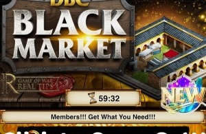 game of war black market