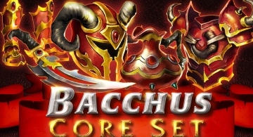 game of war bacchus core set