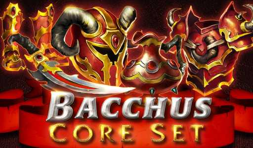 game of war anti bacchus core set