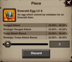 Emerald Egg Core