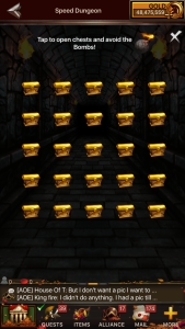 Max Attack Mode 25 chests