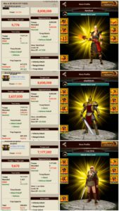 Juggernaut Cores Game of War